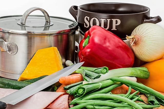 料理初心者でも!カンタン野菜スープレシピ