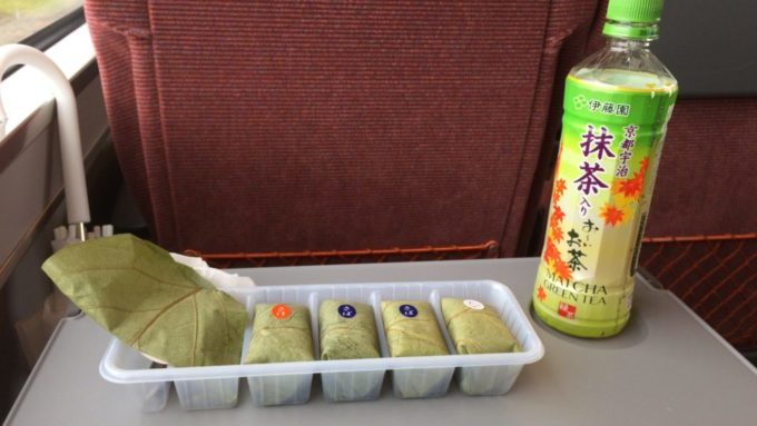 画像:鯖寿司