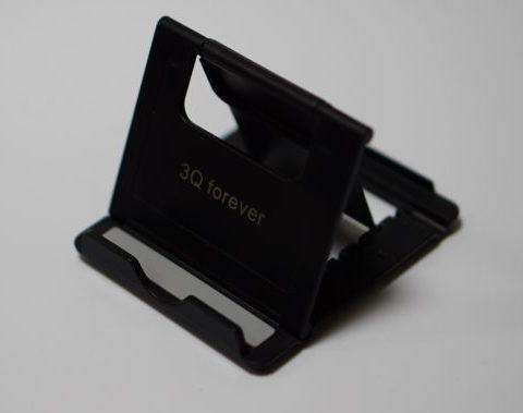 画像:3Q forever スマホ・ タブレット用折りたたみ式スタンド