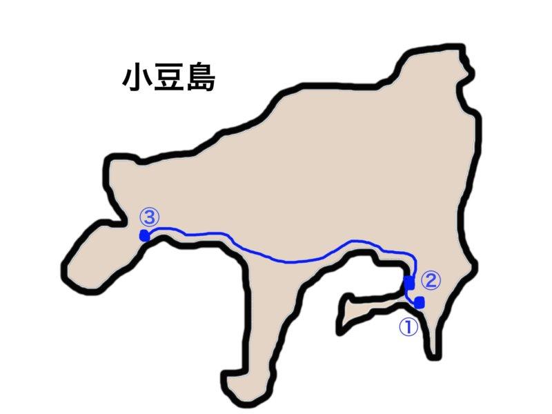小豆島観光1日目