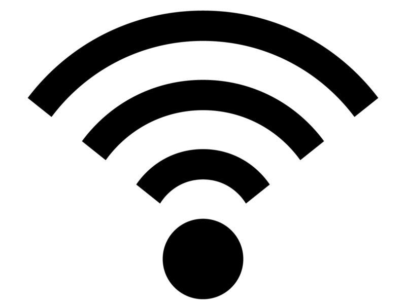 LANは無いですが、Wifiも無かった…